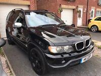BMW X5 3.0D MANUAL