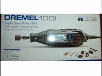 New Dremel Rotary Tool & Accessories - $75