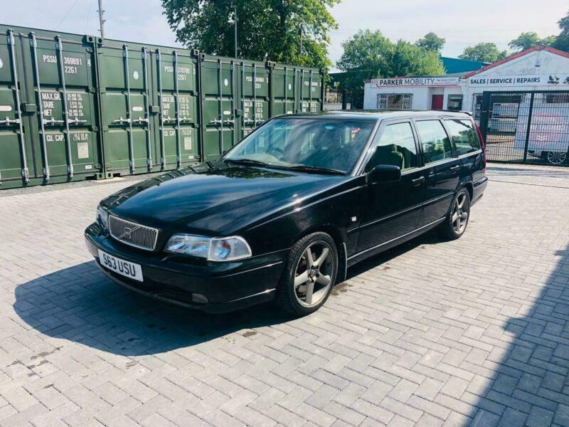 Volvo V70 2 3 Auto R 1998 Excellent Condition Very Fast Automatic In Kilmarnock East Ayrshire Gumtree