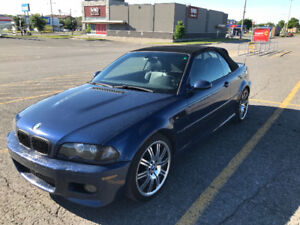 2003 bmw m3 convertible / smg gear
