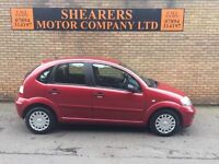 + 57 REG CIT C3 ONLY 45 K AND FSH £1750 +