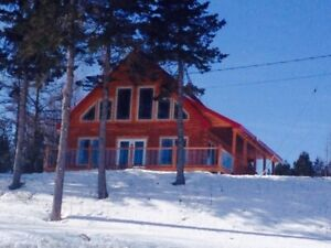 Log Home For Sale