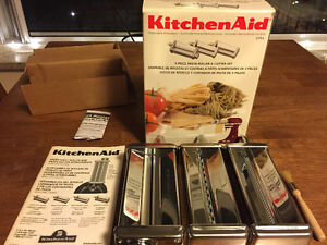 KitchenAid 3-Piece Pasta Roller Attachment KPRA