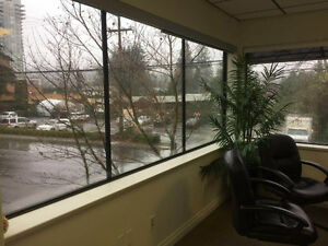Bright corner office with free parking North Shore Greater Vancouver Area image 2