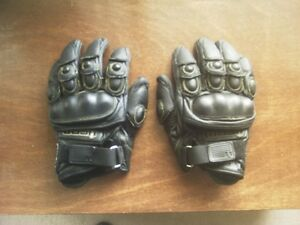 ICON - HOOLIGAN LEATHER GLOVES - size M