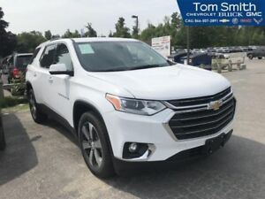 2018 Chevrolet Traverse   - Sunroof - Surround Vision