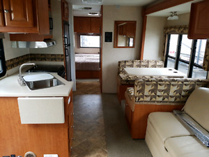 2008 FOREST RIVER FORESTER 3101SS CLASS C MOTORHOME