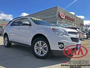 2014 Chevrolet Equinox 2LT | Leather | Amazing Shape | One Owner
