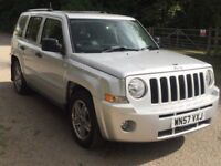 Jeep Patriot 2.0 limited diesel ,sunroof leather