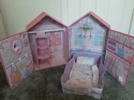 Baby Annabell house