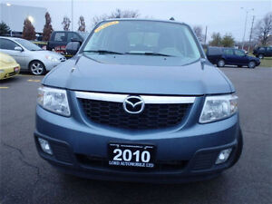 2010 Mazda Tribute GX, One Owner, Accident Free SUV, CERTIFIED