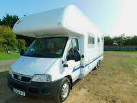 Burstner Argos A 747-2 Fiat 2.8 6 to 7 Berth Motorhome for Sale