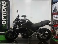 2014 KAWASAKI ER6n in Black