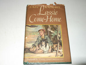 Lassie Come Home First Edition
