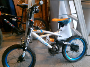Boys bike in awesome condition