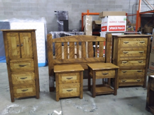 Brand New Rustic Bedroom Sets!! Just Arrived!!