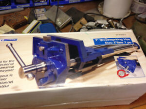 """7"""" Woodworking Vise"""