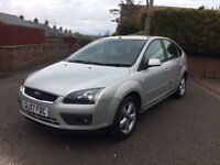 2007 FORD FOCUS ZETEC CLIMATE 1.6, MOT'd IMMACULATE
