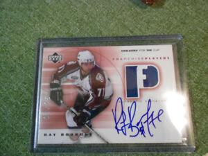 Ray Bourque/Johnny Bucyk/Bobby Orr -Boston Bruins  Hockey Cards