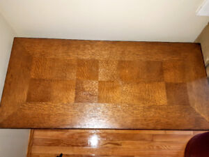 Antique Belgian Hall Table