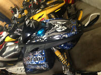 Parting out a few rev sleds 380-550-600-800 call 709-597-5150