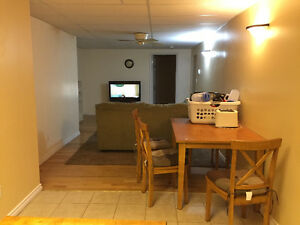 Basement Suite for Rent in Camrose. All Utilities Included.