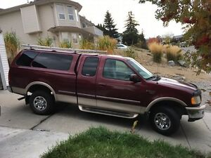 1998 Ford F-250 Ext Cab Long Box
