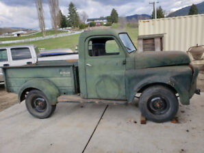 1949 Dodge Pickup Body and Frame