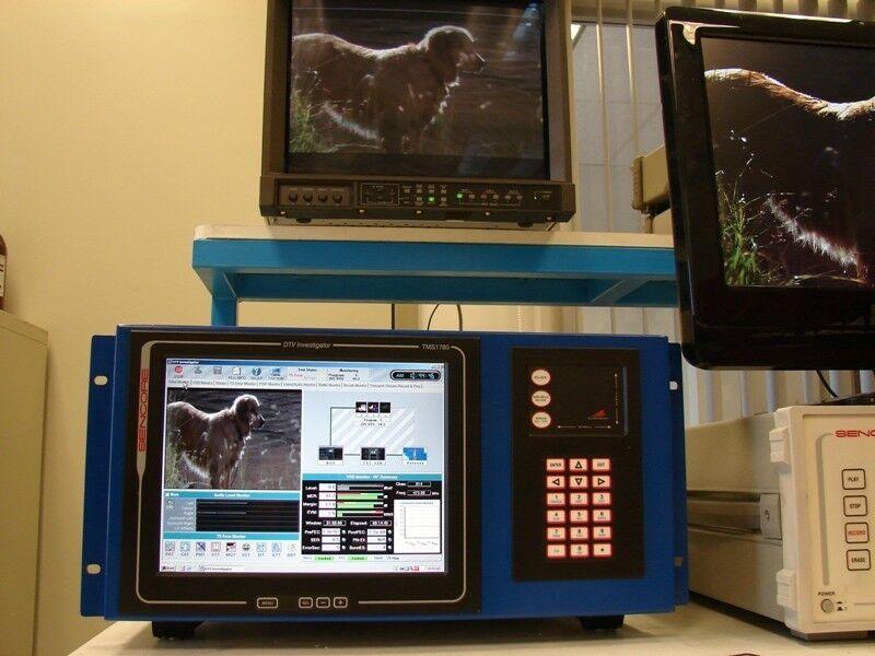 SENCORE TMS1780 DTV Investigator