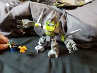 Power miners Lego collectiables set