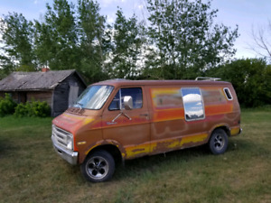 Dodge Van   Great Selection of Classic, Retro, Drag and