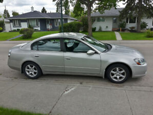 2007 Nissan Altima - LOW MILEAGE!!! Special Edition 2.5 L