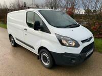 2014 Ford Transit Custom 2.2 TDCi 100ps Low Roof Van PANEL VAN Diesel Manual