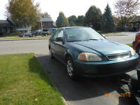 1998 Honda Civic EX Berline