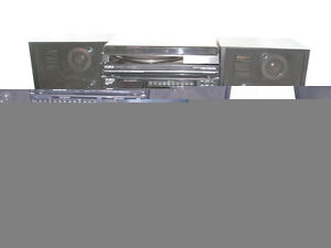 Rarely used all in one York stereo