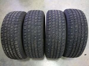 Winter Studded tires 195/60R15