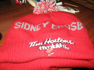 SIDNEY CROSBY TIMBITS TOQUE NEW CHILDS SIZE