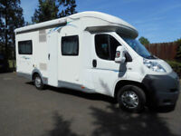 2012 Chausson Flash 08 4 Berth, 4 Belts, Fixed rear Bed, 6.69m, Fiat Ducato 2.3