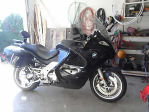 2004 BMW K1200GT (will consider trade for a car)