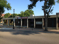 OFFICE SPACE FOR LEASE IN BUSY DOWNTOWN LOCATION