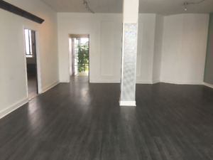 2nd floor office commercial space