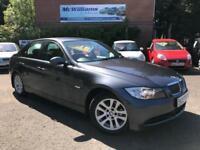 2006 BMW 3 Series 2.0 318i ES Edition Saloon 4dr Petrol Manual (142 g/km,