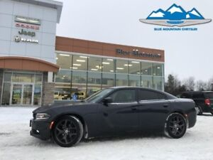 2017 Dodge Charger SXT  ACCIDENT FREE, DEALER INSPECTED, WARRANT