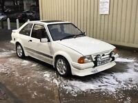 Ford escort rs turbo series 1
