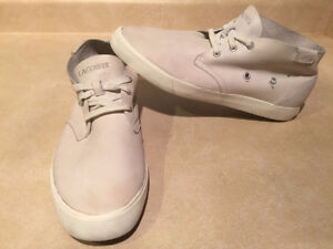 Men's Lacoste Leather Shoes Size 11 London Ontario image 5