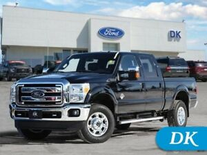 2016 Ford F-350 Super Duty Lariat  W/Leather, Nav, Moonroof & Mo