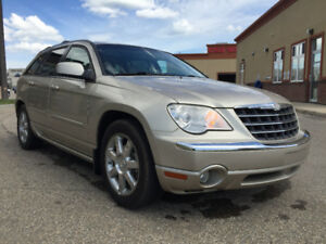 2007 Chrysler Pacifica Limited AWD low low kms