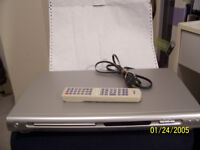 Sanyo Region Free with Universal Voltage DVD Player