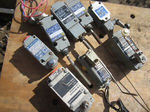 8 pc limit switches