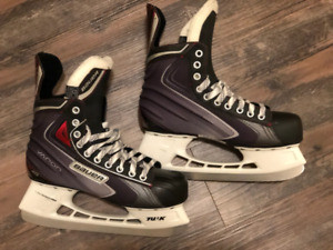 Ice skates - worn once